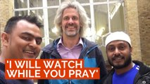 I Will Watch While You Pray