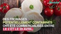 E. coli : rappel de fromages de chèvre contaminés dans l'Indre
