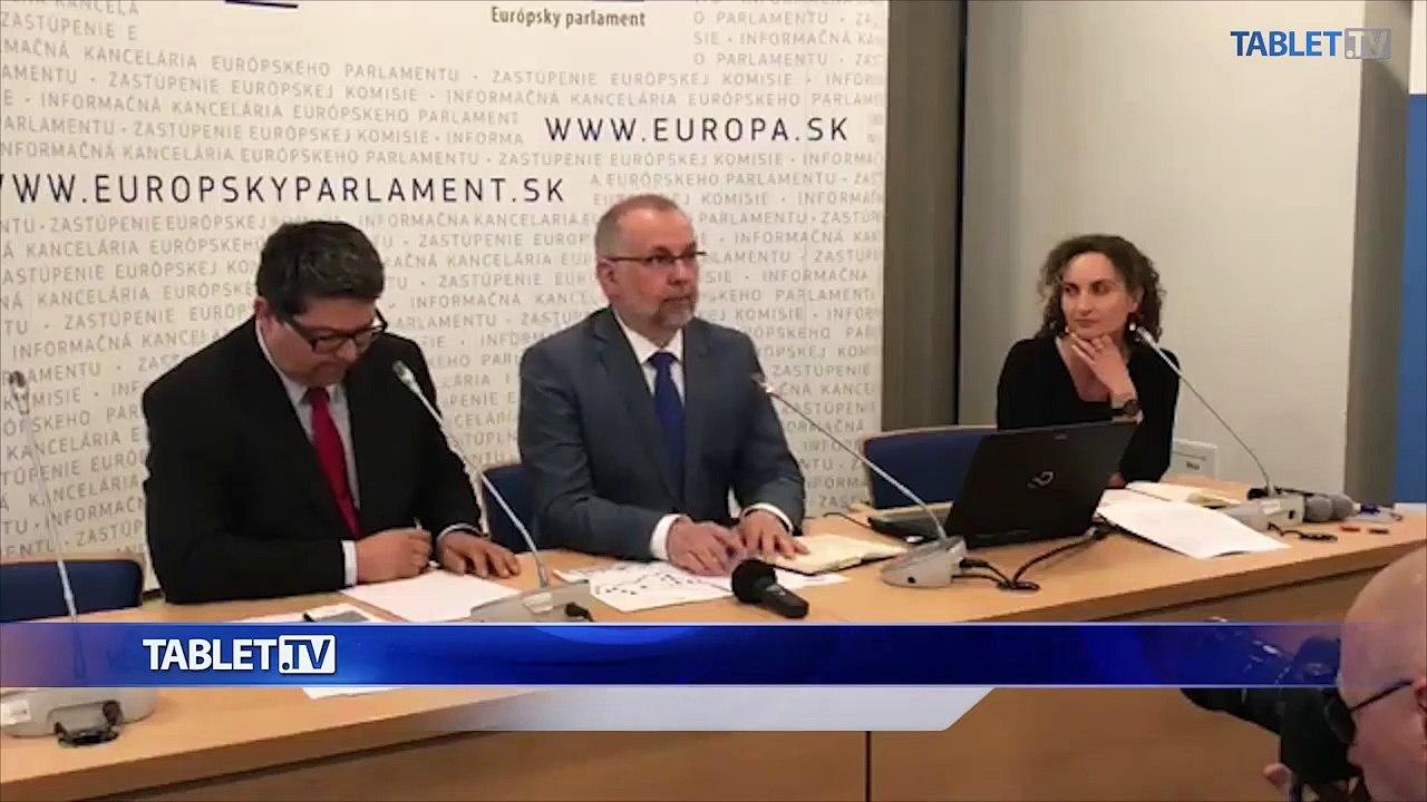 ZÁZNAM: TK Zastúpenia Európskej Komisie v SR