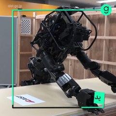HRP5 Robot