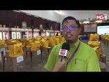 Persiapan Kotak-kotak Undi SPR Parlimen Muar