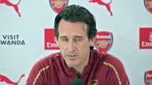 """Arsenal's Champions League target """"very difficult"""" says Emery"""