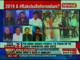 #RakshaReferendum Protect nation, Security No.1 issues in Lok Sabha Elections 2019?