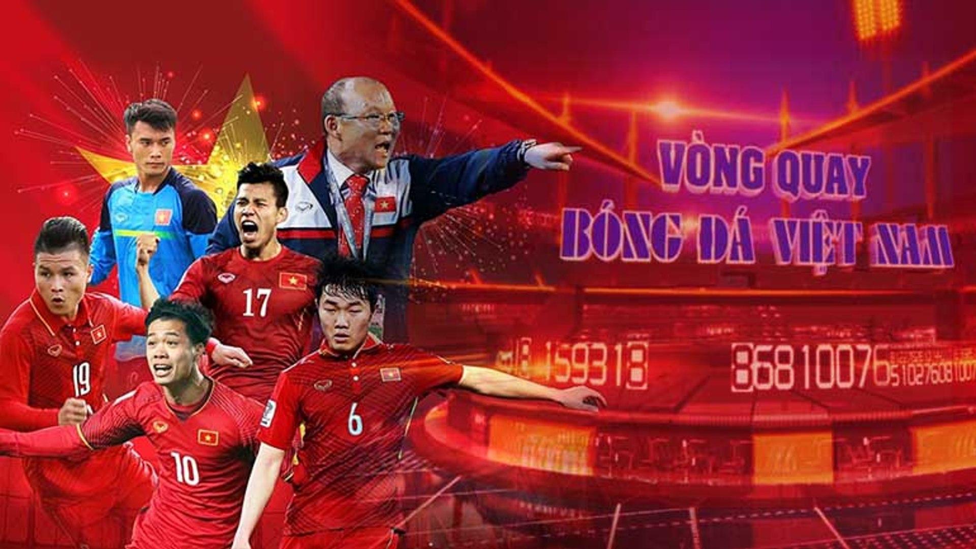 Vòng quay bóng đá Việt Nam-23/04/2019