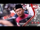 """TERKINI : NAK MALU APA! """"Kalau Kelulusan SPM, Cakap Jelah SPM"""" - MB Selangor"""