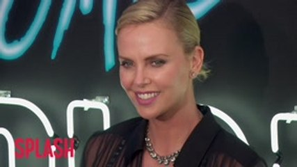 Charlize Theron Feels 'Blessed' To Work With Seth Rogen