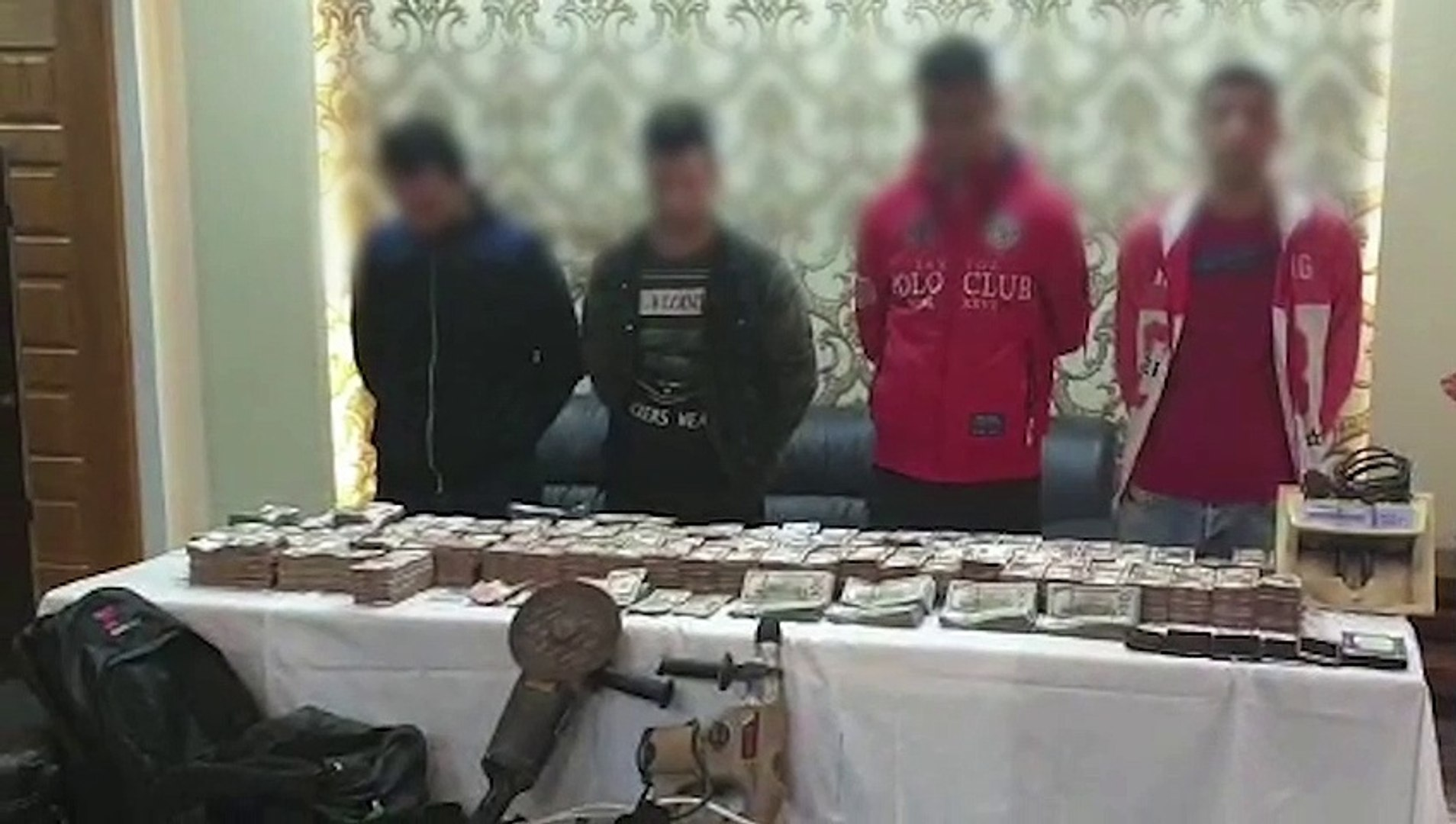 القبض عل المتهمين بسرقة فندق شهير في الدقي