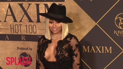 Blac Chyna 'Not Proud' Of Her Past