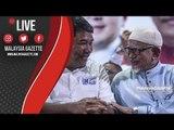 MGTV LIVE: Ceramah Perdana Barisan Nasional & Pas #PRKRANTAU