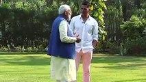 Actor Akshay Kumar, PM Narendra Modi Interview अक्षय कुमार ने पत्रकार बनकर लिया मोदी का इंटरव्यू