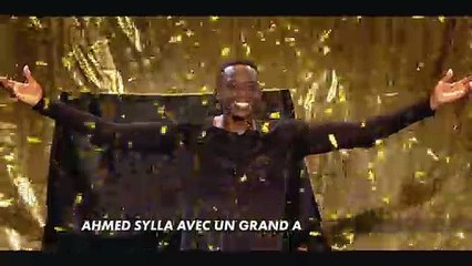 Bande annonce du spectacle d'AHMED SYLLA - Canal+ International
