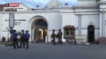 Sri Lanka : L'Etat islamique revendique les attaques