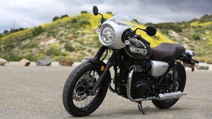 2019 Kawasaki W800 First Ride Review