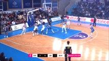 LFB 18/19 - PO 1/4b : Lattes Montpellier - Basket Landes