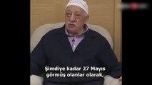 Teröristbaşı Fetullah Gülen'den darbe talimatı!