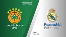 Panathinaikos OPAP Athens - Real Madrid Highlights | Turkish Airlines EuroLeague PO Game 3