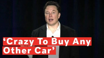 Elon Musk: Buying Anything Other Than A Tesla 'Will Be Like Owning A Horse In 3 Years'