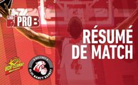 PRO B : Vichy-Clermont vs Nancy (J28)