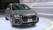Audi Q3 quattro at the 2019 NY International Auto Show