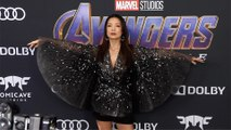 "Ming-Na Wen ""Avengers: Endgame"" World Premiere Purple Carpet"