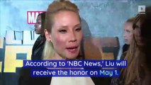Lucy Liu to Receive Hollywood Walk of Fame Star