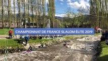 Championnat de France Elite Slalom 2019 : J-1 !