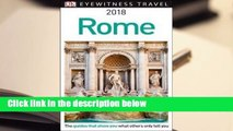 Library  DK Eyewitness Travel Guide Rome: 2018 - DK Publishing