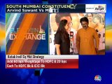 Shiv Sena's Arvind Sawant on issues ranging from infrastructure to housing