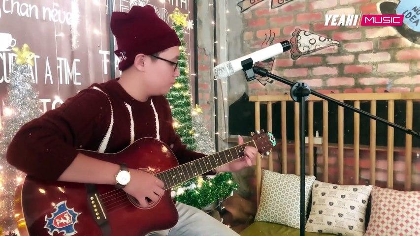 MASHUP CHRISTMAS SONGS - Anh Khoa - COVER