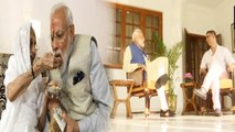 PM Modi reveals, 'Why he doesn't stays with his mother, brother and relatives' | Oneindia News