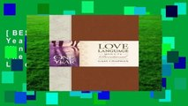 [BEST SELLING]  One Year Love Language Minute Devotional, The (One Year Signature Line) by Gary