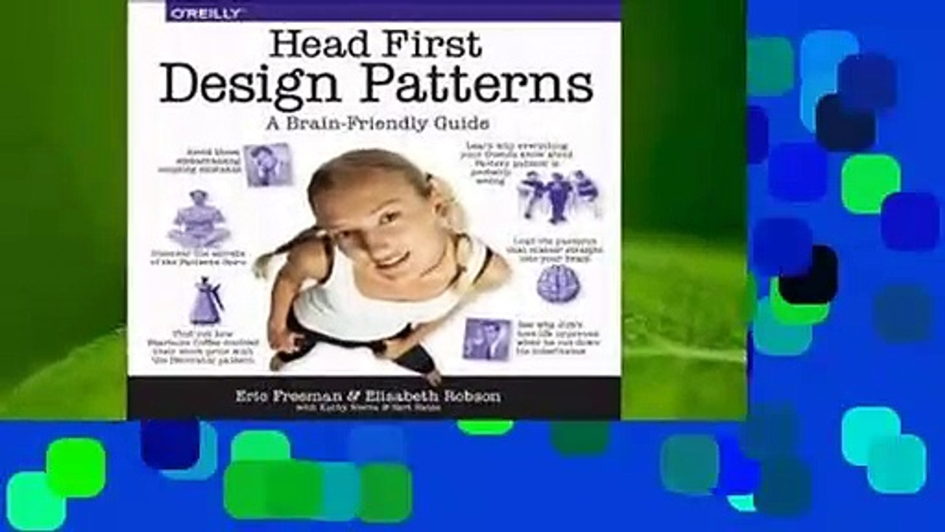 Library  Head First Design Patterns - Eric Freeman