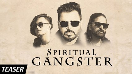 Spiritual Gangster   Song Teaser   DJ Navin Jathan   Bill Singh   Raaj Singh   New Punjabi Song