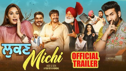 Lukan Michi | Official Trailer | Preet Harpal, Mandy Takhar | Latest Movies 2019 | 10th May