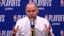 Reaction following Denver Nuggets Game 5 win over the San Antonio Spurs