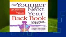 [GIFT IDEAS] Younger Next Year Back Book, The by Chris Crowley