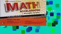 Download Glencoe Math Accelerated Student Edition (MERRILL