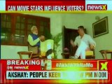 PM Narendra Modi talks on Anger Management with Bollywood actor Akshay Kumar