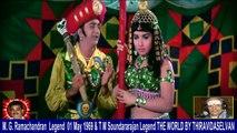 M. G. Ramachandran  Legend  01 May 1969 & T M Soundararajan Legend THE WORLD BY THIRAVIDASELVAN