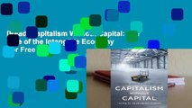 [Read] Capitalism Without Capital: The Rise of the Intangible Economy  For Free