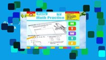 Daily Math Practice, Grade 1  Best Sellers Rank : #3