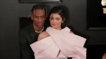 Kylie Jenner teases new Travis Scott song in makeup ad