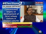 Shiv Sena's Gajanan Kirtikar expects metro lines, coastal road to be operational in 3 years