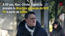 Marc-Olivier Fogiel va quitter RTL pour prendre la direction de BFM TV