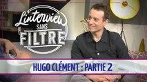 """Hugo Clément en couple avec Alexandra Rosenfeld : """"On n'a aucune raison de se cacher"""""""