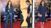 Shah Rukh ROAST'S Critics Anupama Chopra & Rajeev Masand At An Award Show