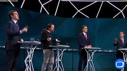 La mala educación de Albert Rivera en 'El Debate Decisivo' de Atresmedia