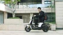 Xiaomi HIMO T1 350W 14 Inch Electric Bike 1.12kW 100km/h Mileage Range 60-120km Electric Bicycle