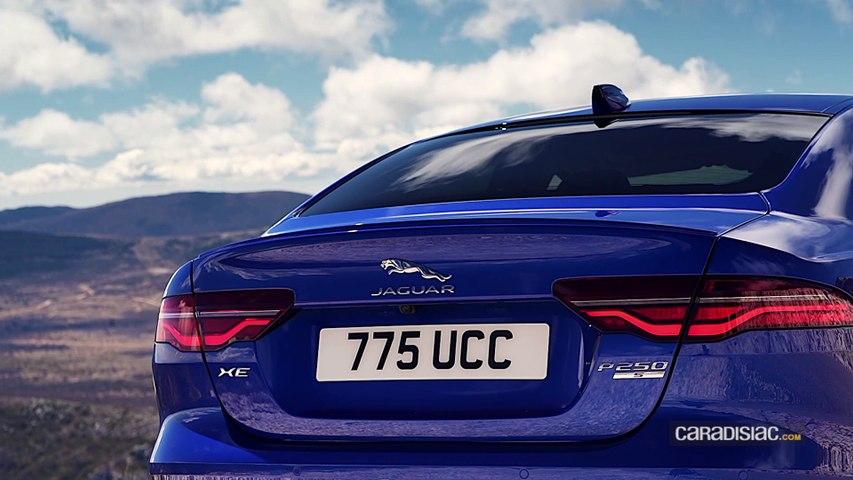 Essai - Jaguar XE restylée (2019) : courageuse outsider