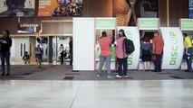 CONCOURS DE PITCH - DIGITAL LAB  À partir du 16 avril 2019, le «pitch vidéo» des 30 concurrents est affiché en ligne sur une plateforme dédiée  www.vote.digilabafrica.com  Cette plateforme permet aux internautes de regarder et de voter pour leur présent